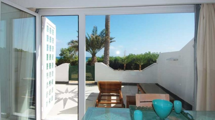 Hotel sangho club zarzis 3 zarzis tunisie avec voyages for Hotels zarzis